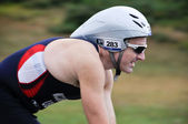 Long Distance Triathlon World Championships, July 29, 2012 — Stock Photo
