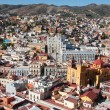 Guanajuato from El Pipila monument, Mexico — Stock Photo #12003032
