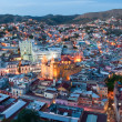 Guanajuato at night, Mexico — Foto Stock