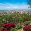 Panoramic view of San Miguel De Allende,  Mexico — Stock Photo