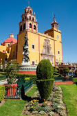 Basilica of Our Lady of Guanajuato, Mexico — Stock Photo