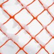 Royalty-Free Stock Photo: Plastic fence