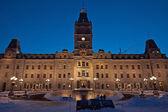 議会の建物 — ストック写真