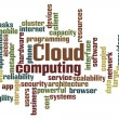 Cloud Computing - Stock fotografie
