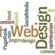 Web Design — Stock Photo #11218453