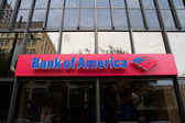 Bank of America — Stock Photo
