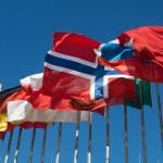 International Flags — Stock Photo #11328964