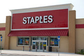 Staples — Stock Photo