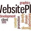 Website Plan — Stock Photo #11638532