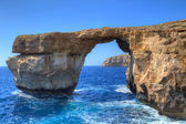 Azure Window — Stock Photo