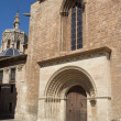 Valencia Cathedral - Stock Photo