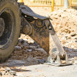 Large Construction Excavation, detail — Stock Photo #11304323