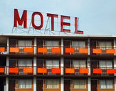 Old Motel — Stock Photo