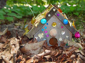 Faerie House — Stock Photo