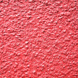 Red wall texture — Stock Photo