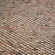 Patterned roof tiles — Stock Photo
