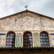 Stock Photo: Murals of EuphrasiChurch in Porec, Croatia