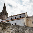 Euphrasius Church in Porec, Croatia — Stock Photo