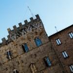 Постер, плакат: Medieval Palazzo dei Priori in Volterra Tuscany