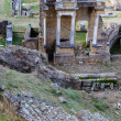Ancient RomTheatre of Volterrin Tuscany, Italy — Stock Photo #11151064