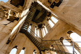 Inside the Bell Tower of Saint Duje Cathedral in Split, Croatia — Stock Photo