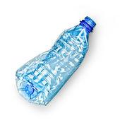 Waste plastic bottle — Stock Photo
