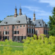 Castle Duivenvoorde. — Stock Photo