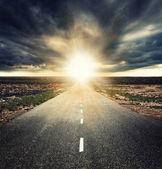 Yol — Stok fotoğraf