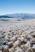 Makedonské hory — Stock fotografie