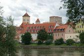 Regensburg, alemanha — Foto Stock