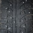 Tire tread. Texture. — Stock Photo #10921363