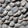 The stone wall. Texture. — Stock Photo