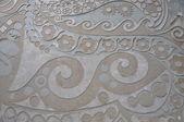 Texture. Wall. — Stock Photo