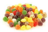Colorful tum tum candy — Stock Photo