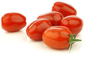 Fresh italian pomodori tomatoes — Stock Photo