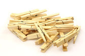 Clothespins — Foto Stock