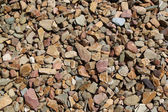 Gravel ready for use — Stock Photo