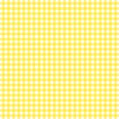 Желтый и белый клетчатый узор — Стоковое фото