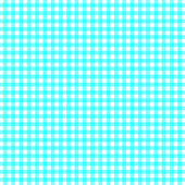 Blue and white checkered pattern — Stock Photo