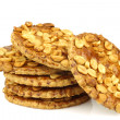 Royalty-Free Stock Photo: Bunch of peanut cookies