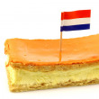 "Traditional Dutch pastry called ""tompouce"" — Stock Photo"