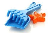 пляж игрушки — Стоковое фото