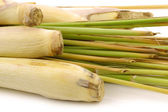 Freshly cut lemon grass(sereh) — Stock Photo