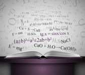 βιβλίο της γνώσης — Διανυσματικό Αρχείο