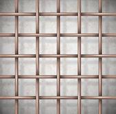 Fond de la cage — Vecteur