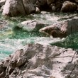 Постер, плакат: Valbona river in Albania 04