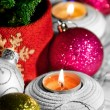 Christmas ornaments - Festive mood 06 — Stock Photo