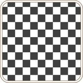 Chess desk — Stock Vector