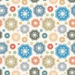 Royalty-Free Stock Vectorielle: Seamless decorative pattern