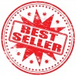 Royalty-Free Stock Vector Image: Best Seller Rubber Stamp